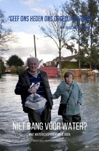 hans middendorp niet bang voor water