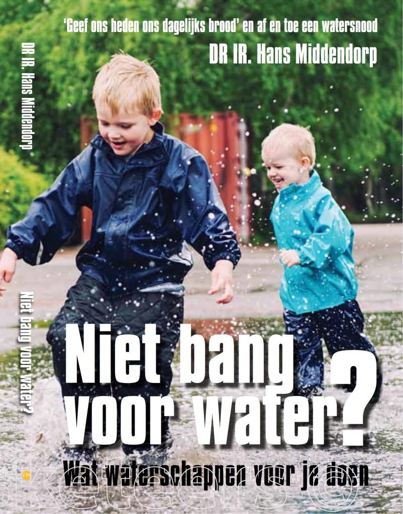 Auteur Hans - Middendorp Niet bang voor Water