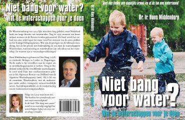 niet bang voor water
